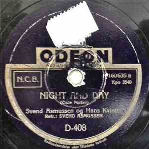 Svend Asmussen Og Hans Kvintet - Night And Day / Some Of These Days