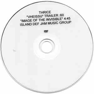 Thrice - Vheissu Trailer / Image Of The Invisible