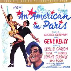 George Gershwin - An American In Paris Original Motion Picture Soundtrack