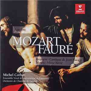 Mozart / Fauré - Michel Corboz, Ensemble Vocal & Instrumental De Lausanne,  ...