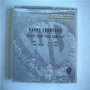 Randy Crawford - A Lot That You Can Do