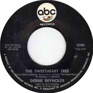 Debbie Reynolds - The Sweetheart Tree / From Where I Sit
