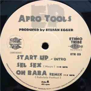 Unknown Artist - Afro Tools