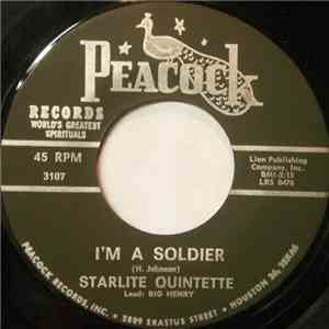 Starlite Quintette - I'm A Soldier / I Want To Live There