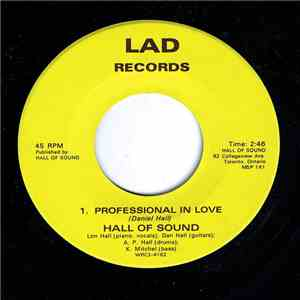 Hall Of Sound - Professional In Love