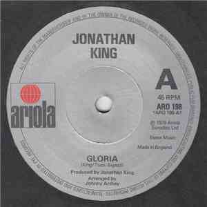 Jonathan King - Gloria