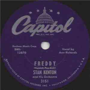 Stan Kenton And His Orchestra - Freddy / The Handwriting's On The Wall