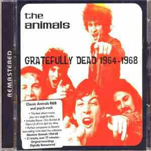 The Animals - Gratefully Dead 1964-1968