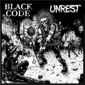 Black Code  / Unrest  - Black Code / Unrest