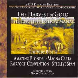 Various - The Harvest Of Gold - The English Folk Almanac