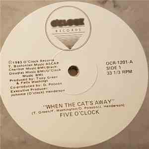 Five O'Clock - When The Cat's Away / We Are Five O'Clock