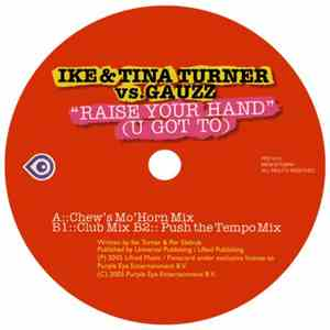 Ike & Tina Turner Vs. Gauzz - Raise Your Hand (U Got To)