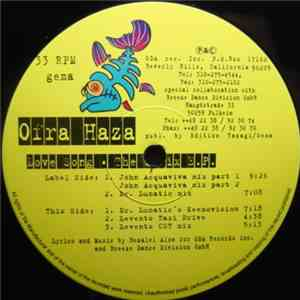 Ofra Haza - Love Song (The Remix E.P.)